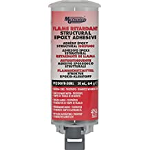 MG Chemicals 9200FR-50ML Flame Retardant Structural Epoxy Adhesive Light Yellow