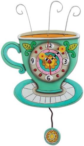 Allen Designs Sunny Cup Flower Clock