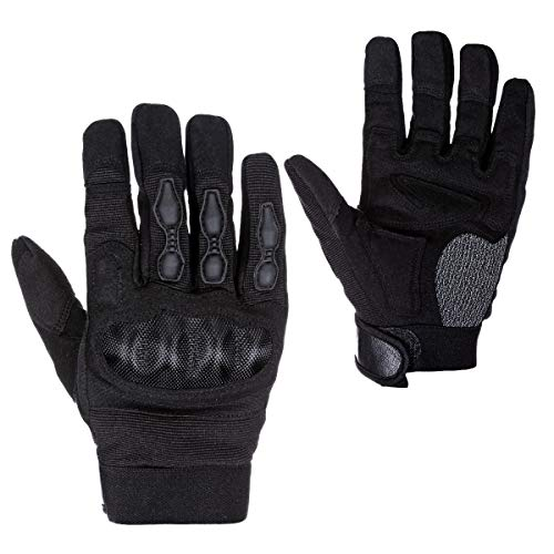 FREE SOLDIER Tactical Gloves Hard Knuckle Full Finger Armor Men