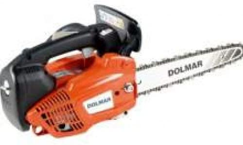Dolmar 221 Th motosierra de poda Makita profesional: Amazon.es: Jardín