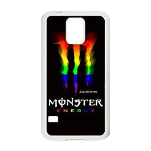 Monster Energy For Samsung Galaxy S5 I9600 Cases Cover Cell Phone Cases STL536390