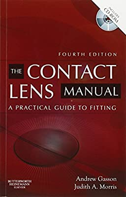 The contact lens manual: a practical guide to fitting, 4e [full].