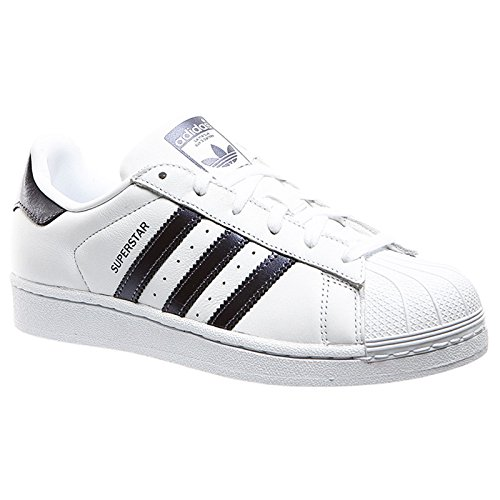 adidas Women''s Superstar Trainers, Purple Night Metallic/Footwear White 0, 5.5 UK 38 2/3 EU