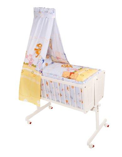 Julius Zöllner 5310010003 - Baby Pooh and Friends Wiegenset: Amazon ...