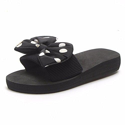 soft moda spesso toe da Estate antislittamento scarpe outdoor 38 freddo YMFIE fondo pantofole scarpe 39 piscina spiaggia qHEU5wxC