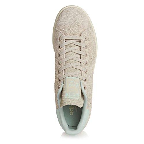 W Smith Blanco Stan adidas Beige Zapatillas Verde aqZvRw81x