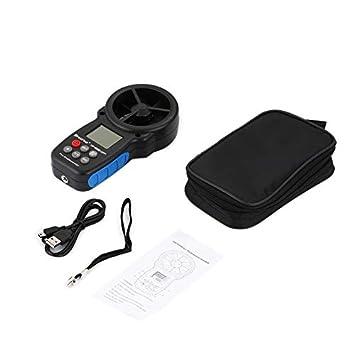 HP-866B-APP Digital Anemometer HoldPeak Handheld Wind Speed Meter