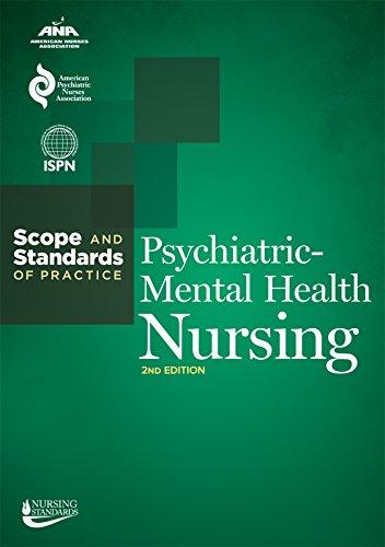 Psychiatric-Mental Health Nursing: Scope and Standards of Practice (American Nurses Association)