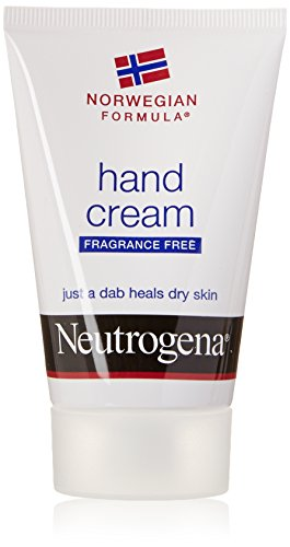 Neutrogena Hand Cream Norwegian Formula, 2 Oz (5 pack) (Best Hand Cream For Winter)
