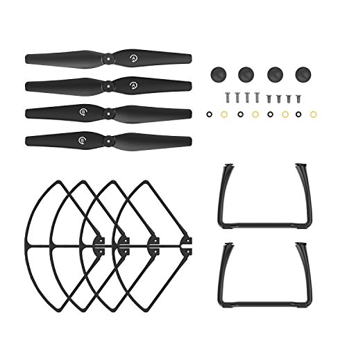 - Holy Stone HS100 and HS100G Black RC Drone Quadcopter Spare Parts Accessories Blades Kits