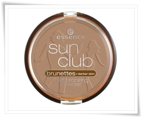 (essence | Sun Club Matt Bronzing Powder | 02 Sunny)