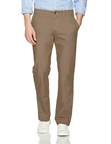 Columbia Cotton Khakis - Columbia Men's Flex ROC Pant, Flax, 40x30