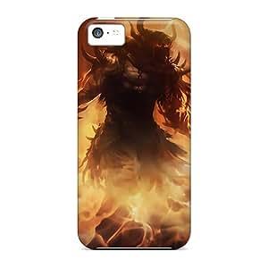 New Guild War Tpu Case Cover, Anti-scratch XCNRh10296kDPZU Phone Case For Iphone 5c