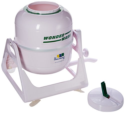 The Laundry Alternative Wonderwash Non Electric Portable Compact Mini Washing  Machine
