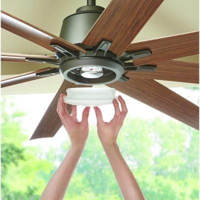 Kensgrove 72 in led indoor outdoor espresso bronze for Amazon home decorators collection