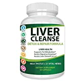 Best Liver Cleanse Detoxes - Liver Cleanse Detox & Repair Formula - Natural Review