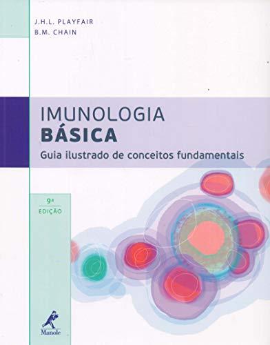 Imunologia básica: Guia ilustrado de conceitos fundamentais
