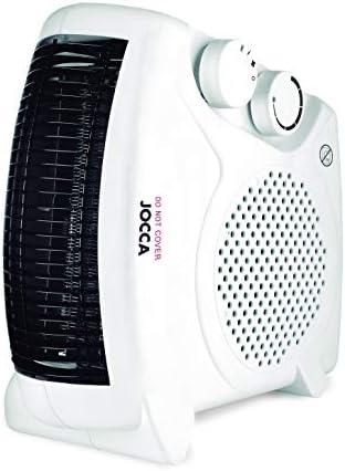 Jocca 2826 Calefactor plano/pie, color blanco, 2000 W: Amazon.es ...