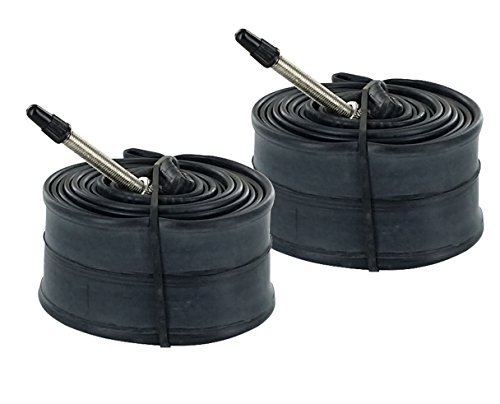 "Zol Mountain MTB Bike Bicycle Inner Tube 26"" x1.95/2.125 Presta/French Valve 48mm(2 PCS)"