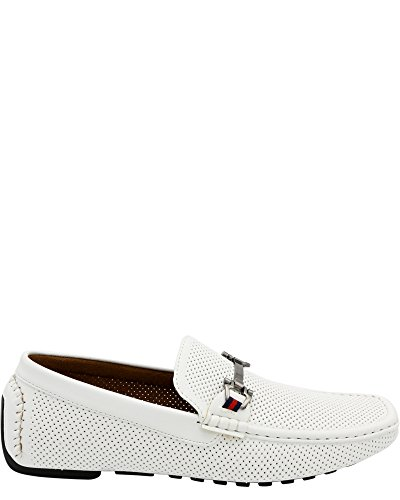 reverse Driving Moc Buckle Loafers XuIF4pM