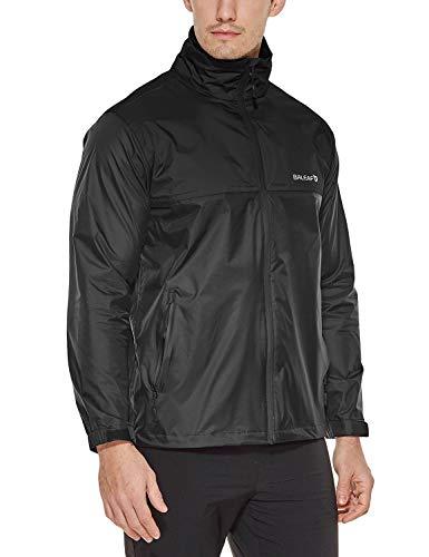 Zip Rain Jacket - 4
