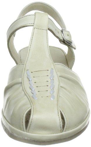 Comfortabel 720073 Damen Sandalen Beige (ivory 8)