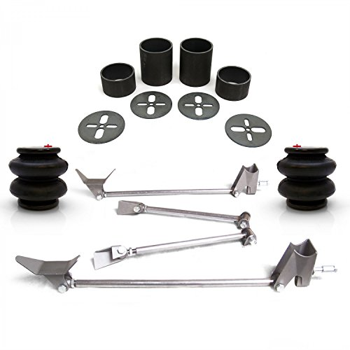 4 Link Air Bag Suspension Kits - 7