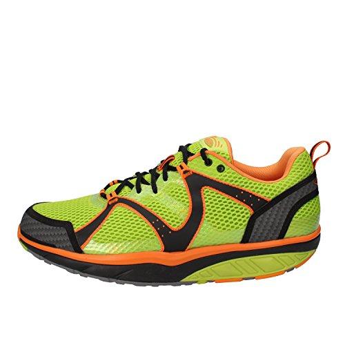 MBT Sneakers Hombre 42 EU Verde Textil