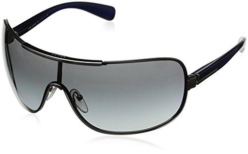 Prada Sunglasses SPR 54O NAVY 5AV-3M1 - Blue Pradas Navy