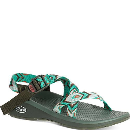 Chaco Women's Zcloud Sport Sandal, Feathered Night, 9 M US