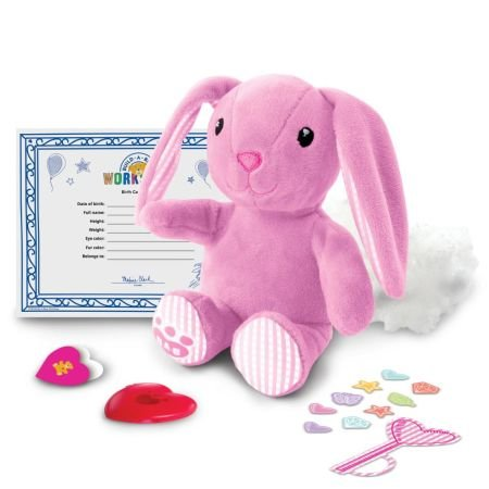 Build A Bear Workshop Skins   Lil Pink Bunny By Build A Bear