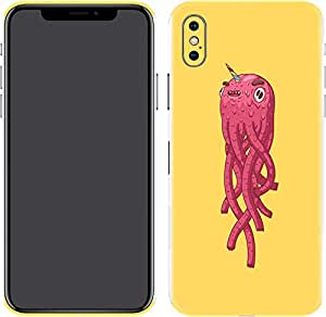 Switch iPhone X Skin Octopus 02