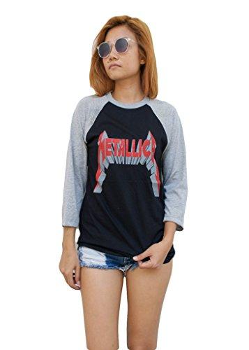 Men's Official Metallica Ride Lightning T-Shirt - S to XXL