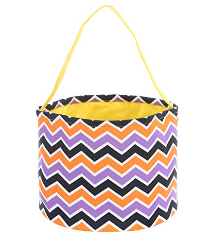 E-FirstFeeling Easter Basket Easter Bag for Toy Candy Gift Bucket Tote - Basket Easter Pattern