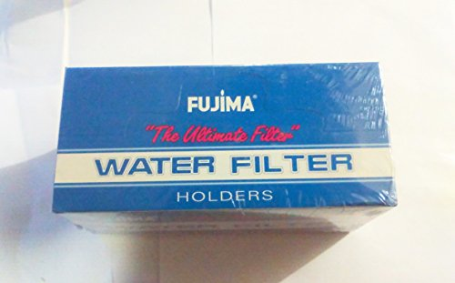 Fujima Filter Disposable Water Filtered Holders 10 ea(pack of 24)full box