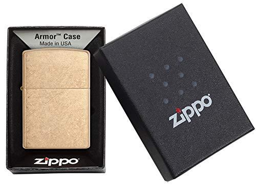 Zippo Brass Pocket Lighters
