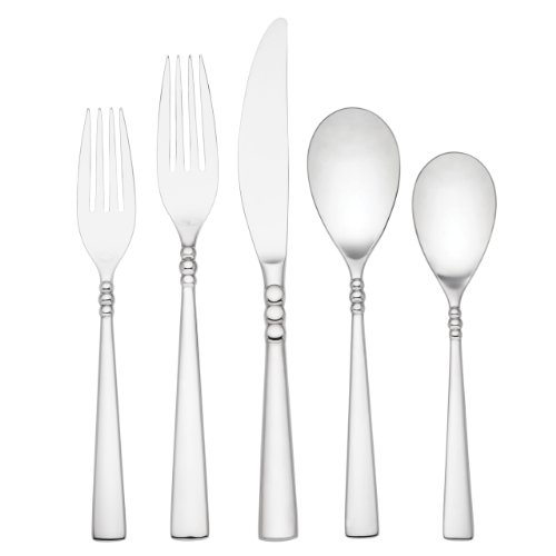 - Food & Wine For Gorham Lucey 20-Piece Flatware Set