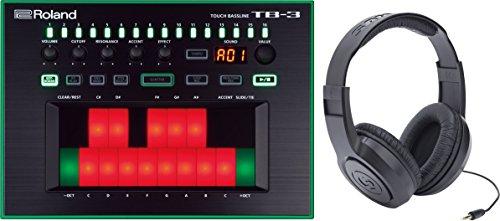 Roland Aira TB-3 Touch Bassline w/ Headphones - Roland Tb 3