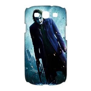 Movie Theme The Joker Batman The Dark Knight Case Plastic New Back Cases For Samsung Galaxy S3 S3-AX50401
