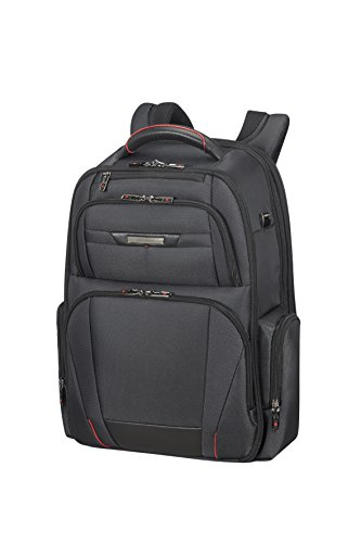 Samsonite PRO-DLX 5 – Backpack Expandable for 17.3 pulgadas Laptop 29/34L, 1.7 Kg Mochila tipo casual, 48 cm, 29 litros…