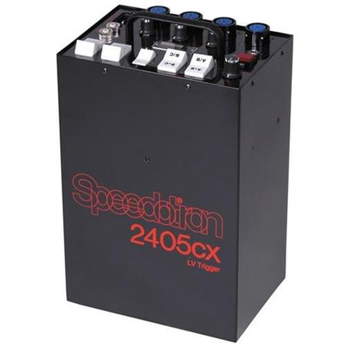 Speedotron 2405CX LV 220V 2400W Black Line Power Supply by Speedotron