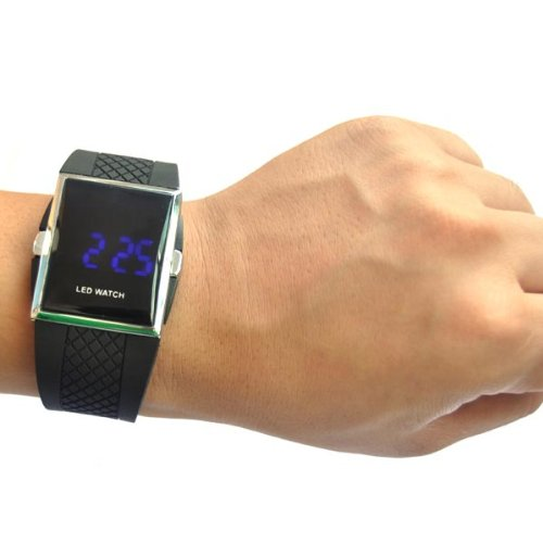 Neewer Black Digital Wrist Watch