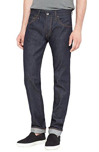 rag & bone Standard Issue Raw Denim Jeans - Raw Jean The Standard