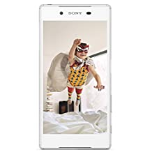 Sony Xperia Z5 Unlocked Smartphone, No Warranty, 32 GB, Retail Packaging, White