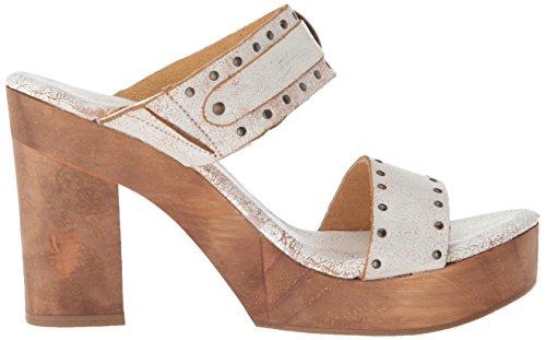 Realdeal White Sandal Heeled Sbicca Women's 6wgqaf14