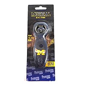 Michigan Wolverines Musical Bottle Opener by Fanatic Group