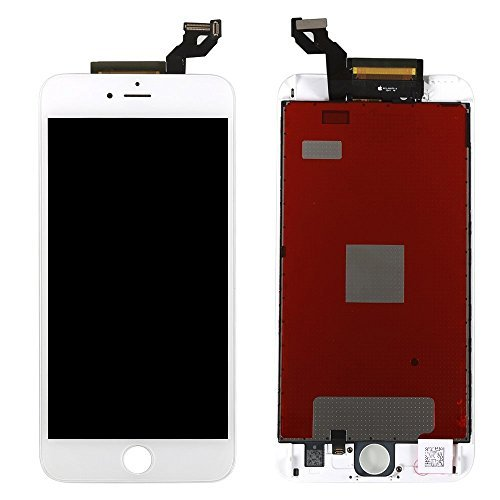Replacement LCD display Screen Digitizer with tools with 3D Touch for iphone 6s plus 5.5inch (white)