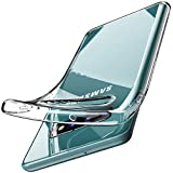 EmperorUSA | Samsung Galaxy S10e Case Samsung S10e Slim Fit Clear Gel Case Galaxy S10e Premium Clear Soft TPU Gel Ultra-Thin Transparent Flexible Cover for Samsung Galaxy S10e