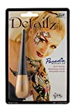 Mehron Makeup Detailz Face & Body Paint (.17 oz) (Gold)