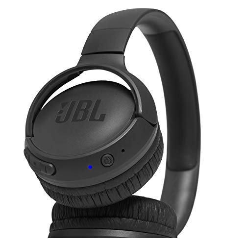 b57ba54f29a JBL TUNE500BT Wireless On-Ear Headphones with One-Button Remote and Mic  (Black)